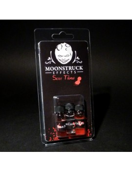 Moonstruck Effects Rigid Collodium Scar Tubes