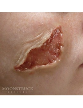 Moonstruck Effects Gelatin Zombie Wound #1