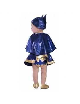 Batgirl Newborn Baby Costume