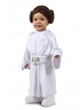 Star Wars Princess Leia Newborn Baby Plush Costume