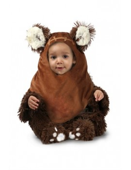 Star Wars Newborn Wicket Ewok Plush Costume