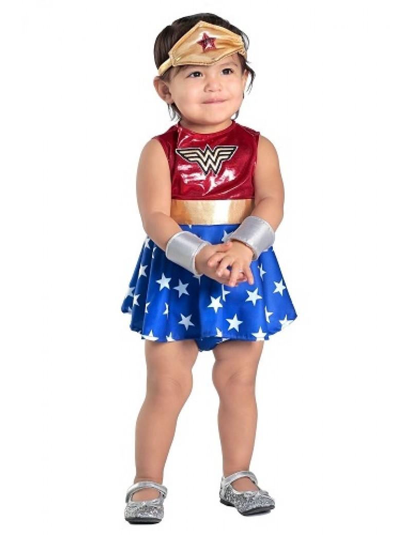 Wonderwoman Baby Toddler Costume