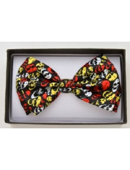 Bow Tie Skulls Coloured