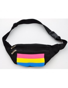 Pansexual Flag Bum Bag