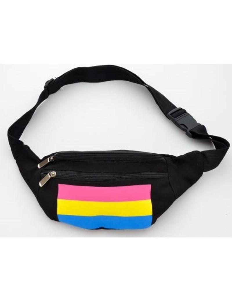 Pansexual Flag Bum Bag