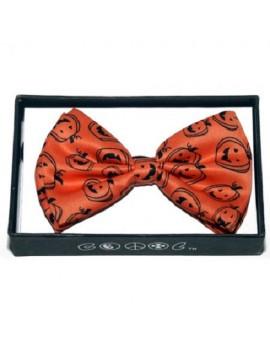 Pumpkin Pre-Tied Bow Tie