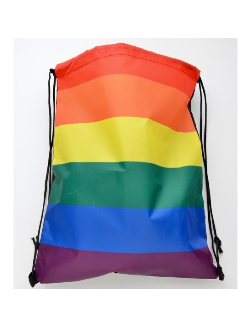 Gay Pride Rainbow Backpack