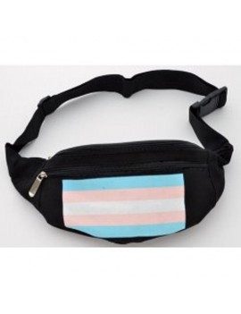 Transgender Flag Bum Bag