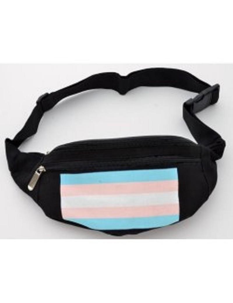 Transgender Flag Bum Bag