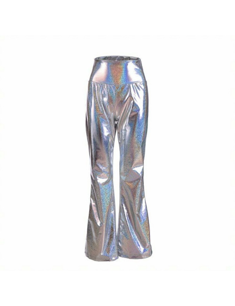 Silver Metallic Flares