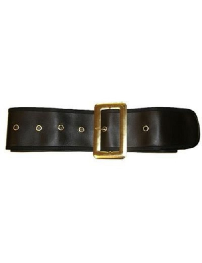 Santa Belt With Buckle