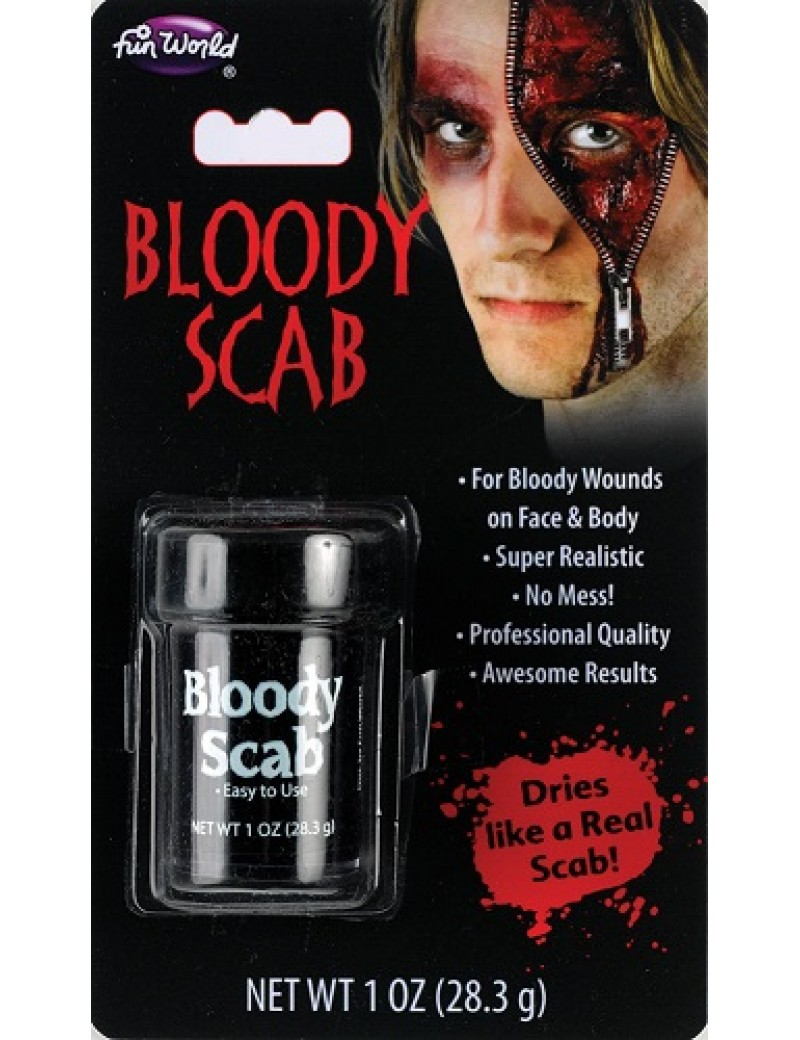 Bloody Scab Paste