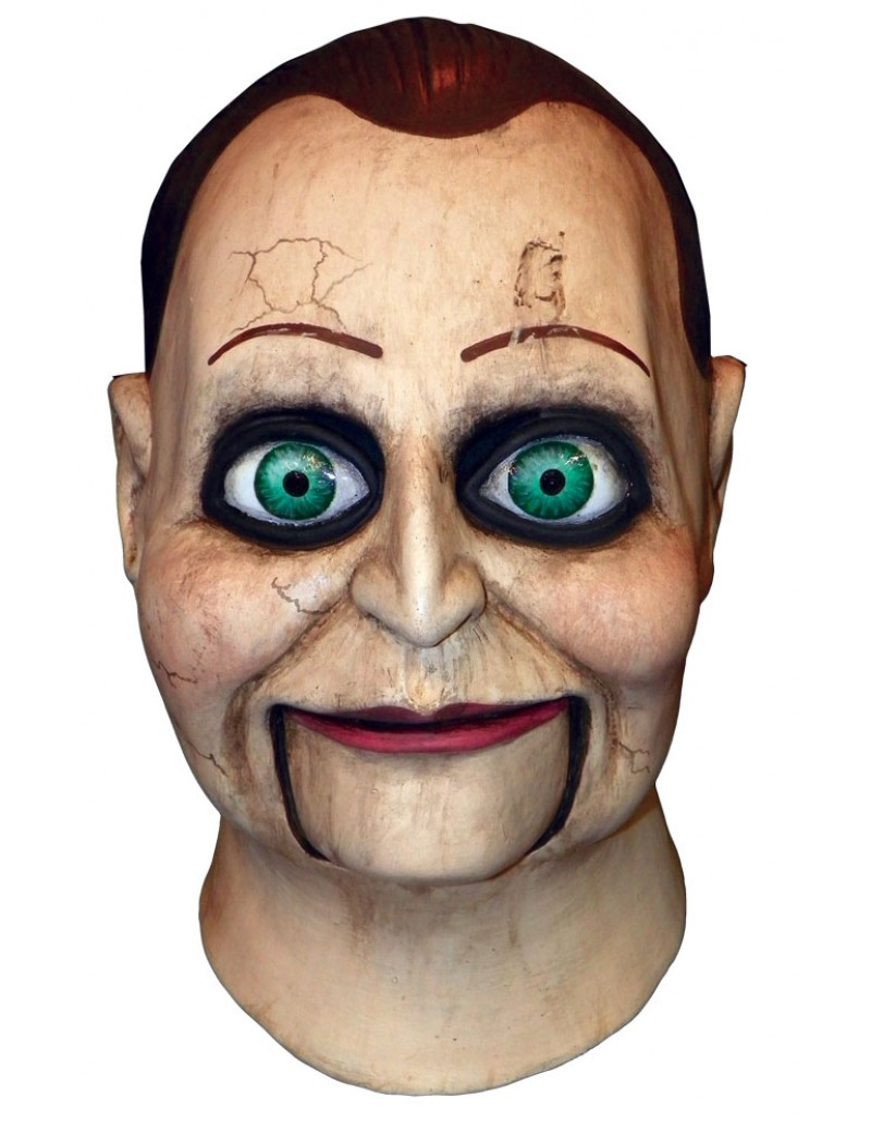 Dead Silence Billy Puppet Mask Trick Or Treat Studios ELUS101