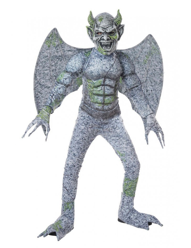 Winged Gargoyle Kids Costume