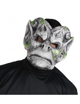 Medieval Gargoyle plastic adult mask Palmer Agencies 1595