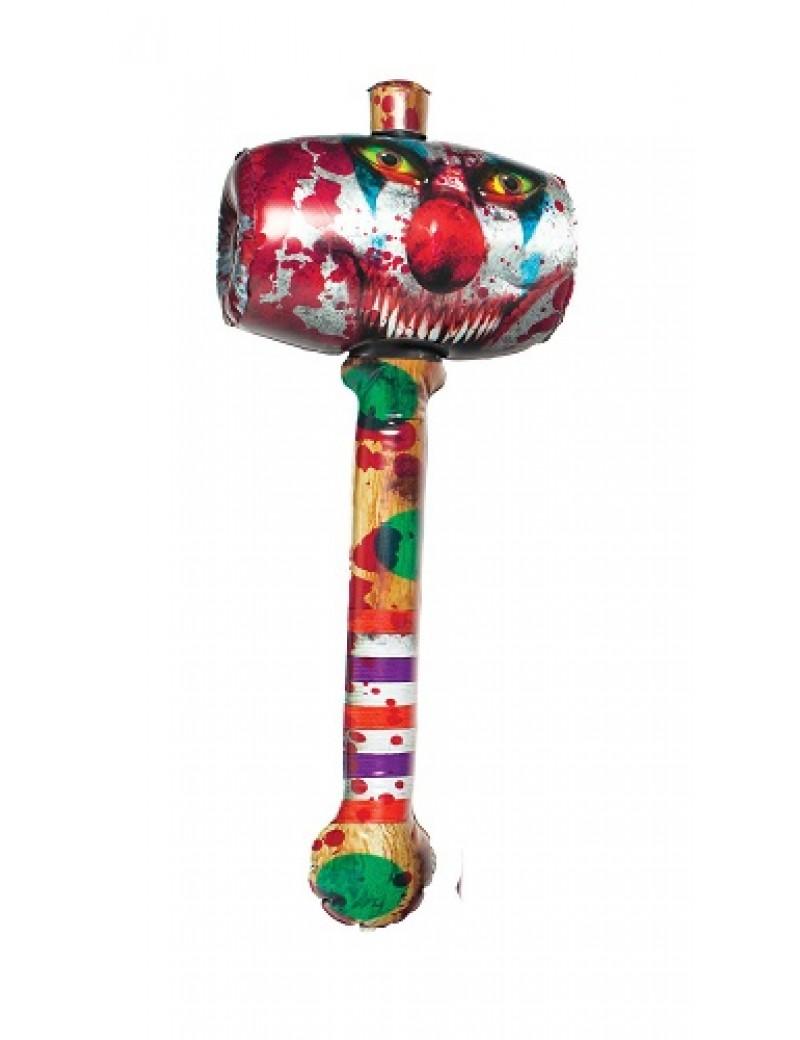 Killer Clown Inflatable Mallet