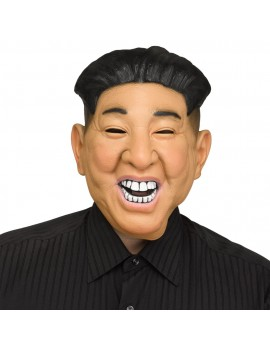 Kim Jung-Un latex mask Palmer Agencies 1754
