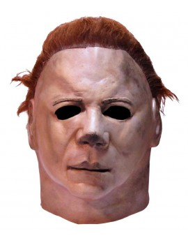 Michael Myers Halloween II Deluxe Mask Trick Or Treat Studios 1808A