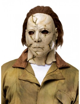 Michael Myers Halloween Rob Zombie mask Palmer Agencies 1852A