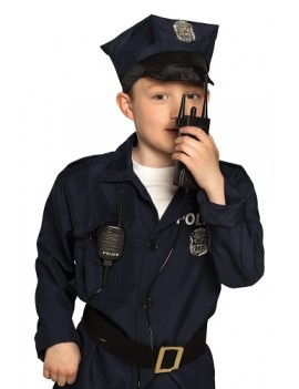 Police Walkie Talkie Radio