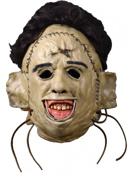 The Texas Chainsaw Massacre Killing Mask 1974 Trick Or Treat Studios CDRL100