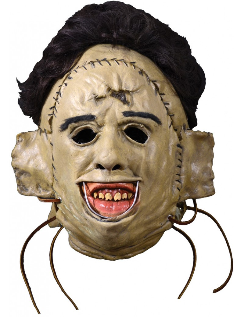 The Texas Chainsaw Massacre Leatherface Killing Mask 1974