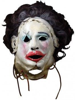 The Texas Chainsaw Massacre Pretty Woman Mask Trick Or Treat Studios CDRL101