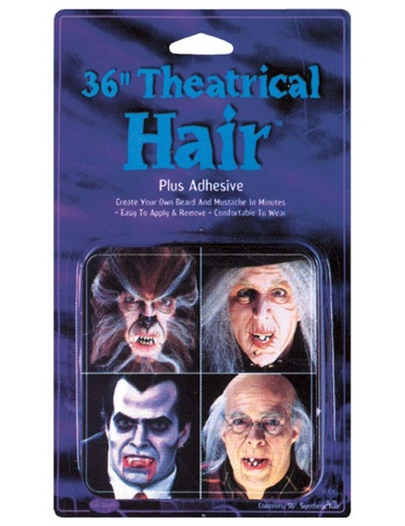 Theatrical Hair