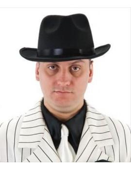 Trilby Fedora Hat Black