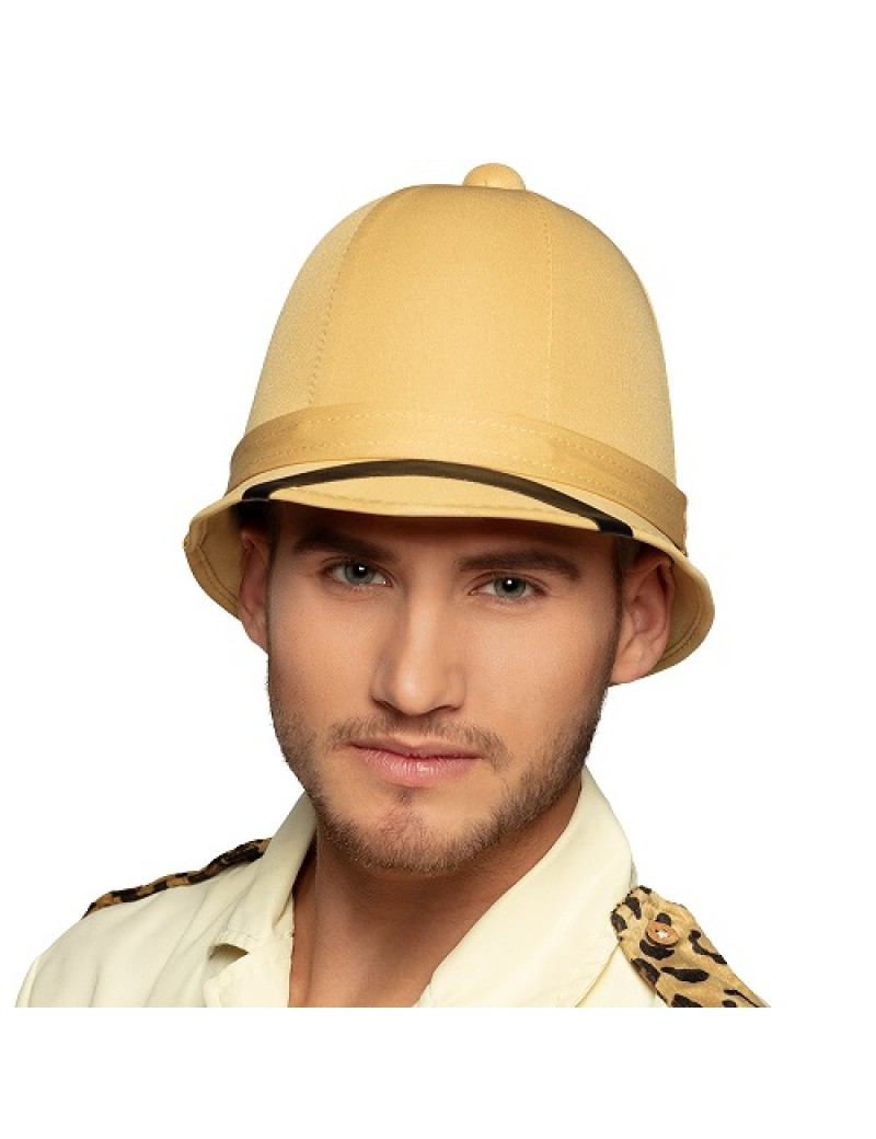 Tropical Pith Helmet