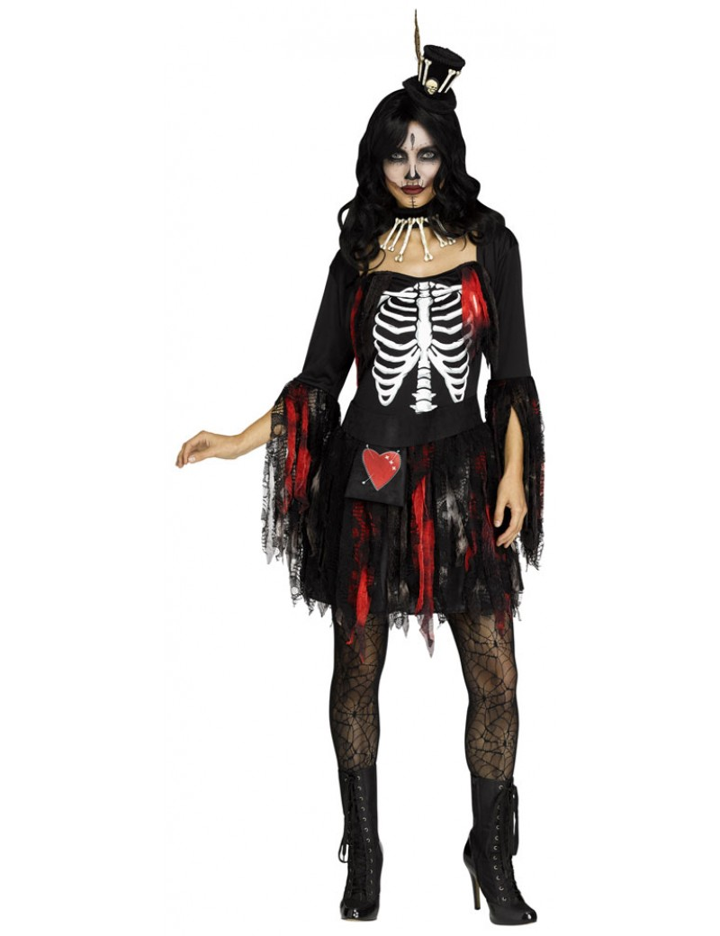 Voodoo Queen Adult Costume Fun World 3317A 3317B