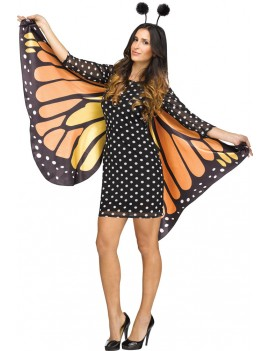 Fluttery Butterfly costume Fun World 3323A 3323B
