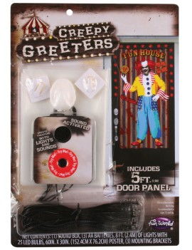 Creepy Greeter door bell with light and sound Palmer Agencies 6522