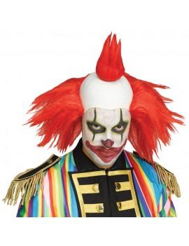 Twisted Killer Clown wig Palmer Agencies 5407