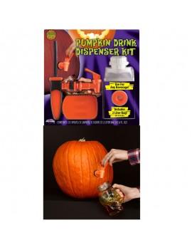 Pumpkin Drinks Dispenser Kit Palmer Agencies 6473