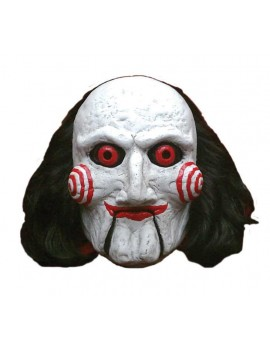 Saw Billy Puppet mask Trick Or Treat Studios RLLG102