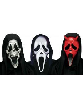 Scream 4 Ghost Face Mask Palmer Agencies 1550F