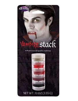 Vampire Makeup Stack Fun World 2660A