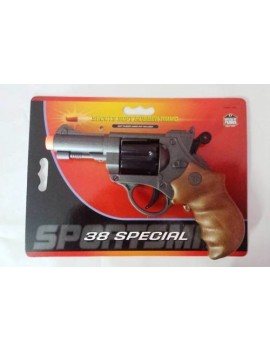 Sportsman 38 Special Air Soft Toy Gun