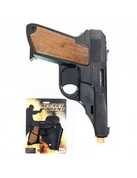 Police Secret Agent Detective Strip Cap Gun Parris