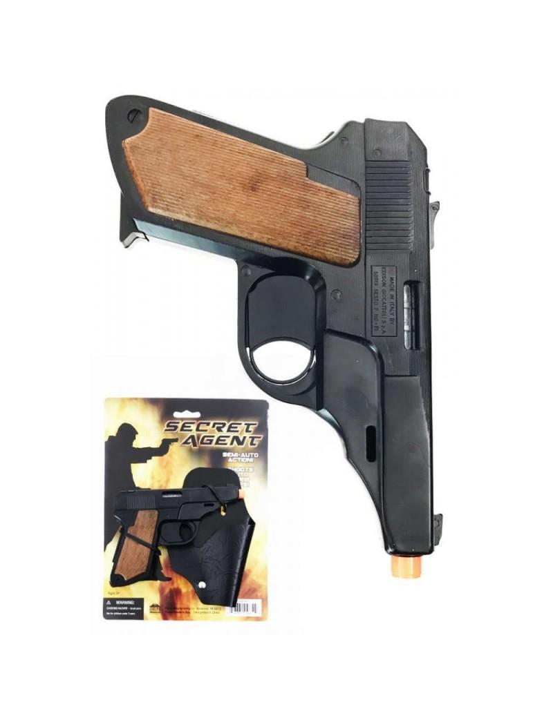Secret Agent Toy Cap Gun