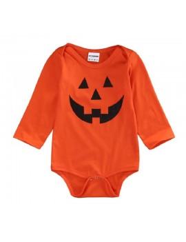 Pumpkin Romper Costume