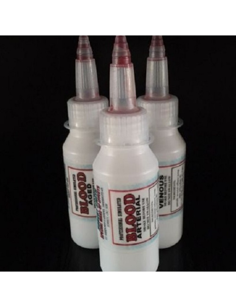 Robert Smith Professional Simulated Blood Arterial 40ml