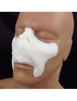 Rubber Wear Foam Prosthetic Alien Nose #1