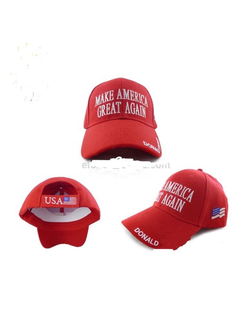 """Trump """"Make America Great Again"""" Red Baseball Cap"""