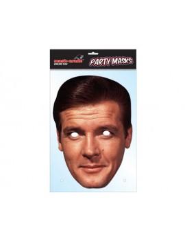 Roger Moore Celebrity Face Mask