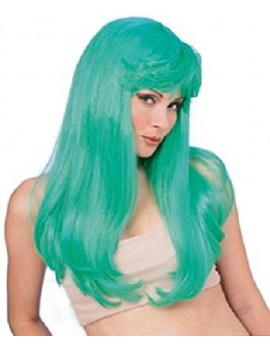 Glamour Wig Green Rubies 50417