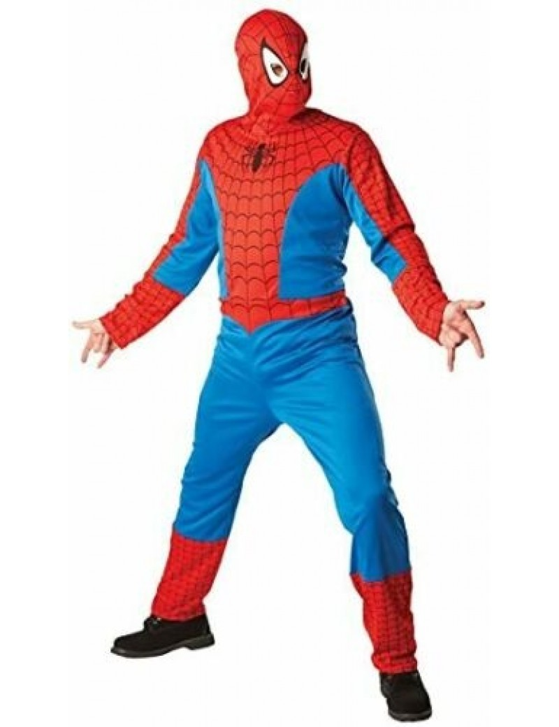 Spiderman Deluxe Costume