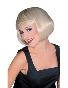 Super Model Bob Wig Blonde Rubies 50494