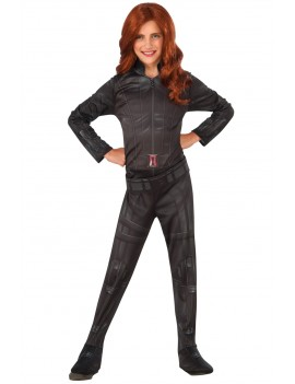 Marvel Black Widow Child Costume Rubies 620767
